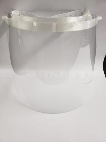 mascara de proteção face shield em impressão 3d