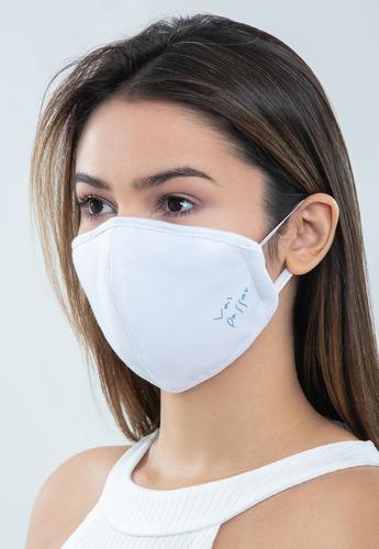 máscara  de proteção  rota do mar