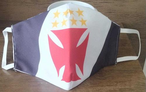 máscara de proteção, tema vasco