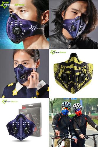 mascara de resistencia deportiva training mask