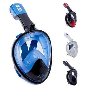 2fcaba629 Mascara Cara Completa Snorkel - Deportes y Fitness en Mercado Libre  Argentina