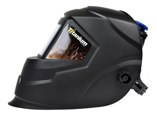 mascara de solda automatica auto escurecimento titanium