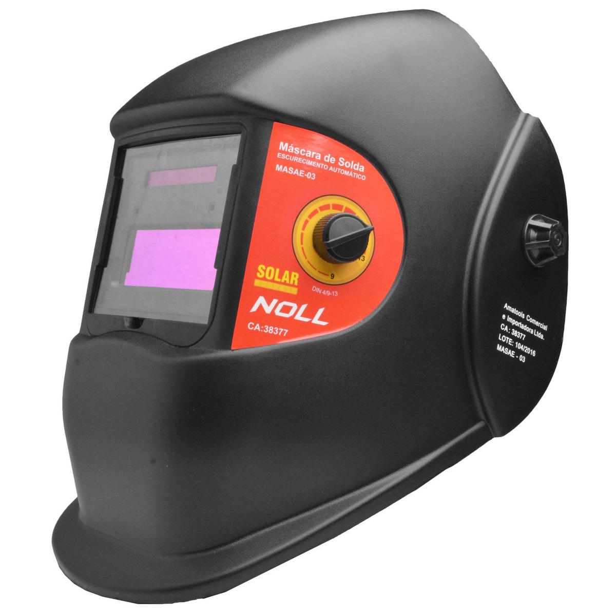 a4c8e8f10 máscara de solda automática com regulagem din 9-13 masae. Carregando zoom.