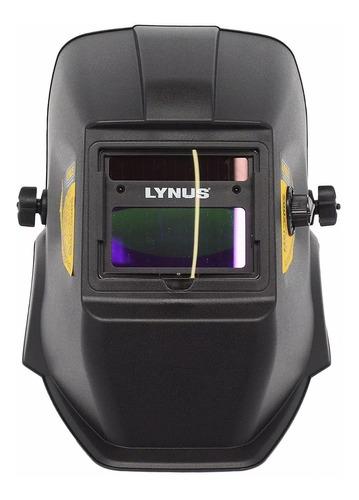mascara de solda automatica com regulagem lynus
