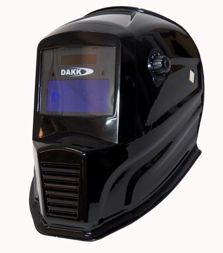máscara de solda automatica dakk máquina mig tig eletrodo