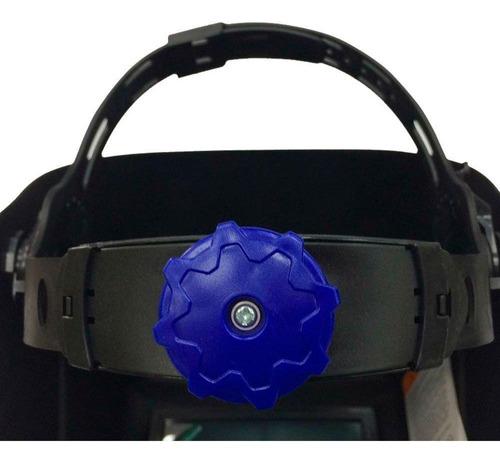 máscara de solda automática escurecimento 3-11 titanium-5203