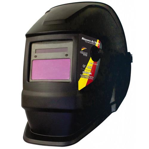 máscara de solda automática gt-msr german tools profissional