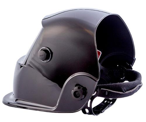máscara de solda automatica + regulagem de 9 a13