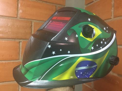 mascara de solda eletronica segurança proteçao soldas brasil