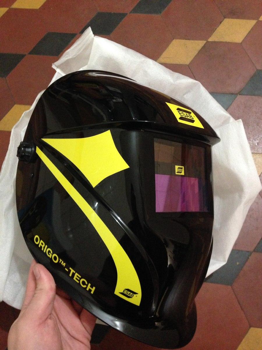 Mascara De Solda Esab Origo-tech - R  400,00 em Mercado Livre 2c1f0a50fe