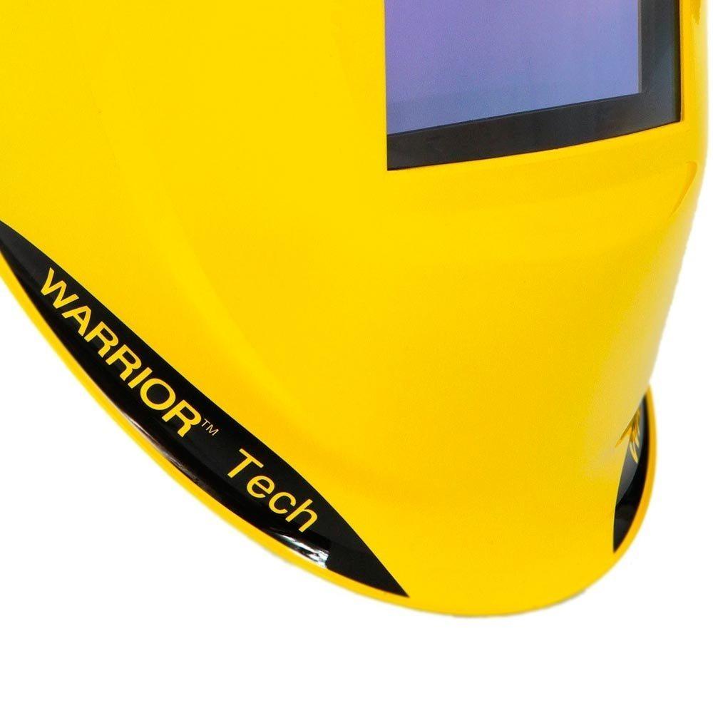 máscara de solda-escurecimento auto-warriortech-amarela-esab. Carregando  zoom. fafe6bf45c
