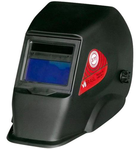 máscara de solda regulagem automática v8 brasil sr1