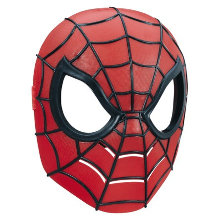 mascara de super heroi pra colocar no rosto e brincar barato
