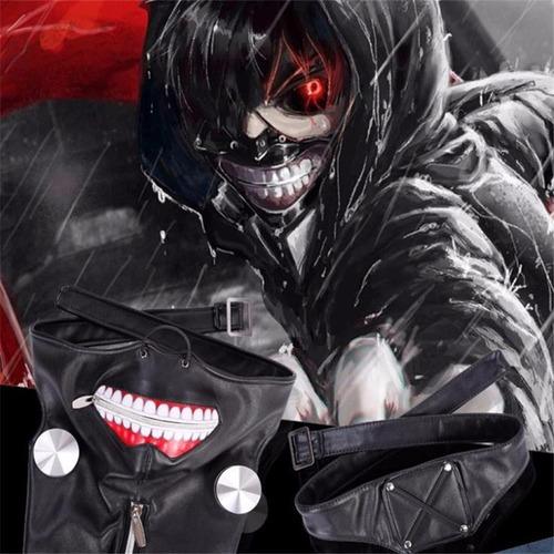 mascara de tokyo ghoul anime para cosplay coleccionable!