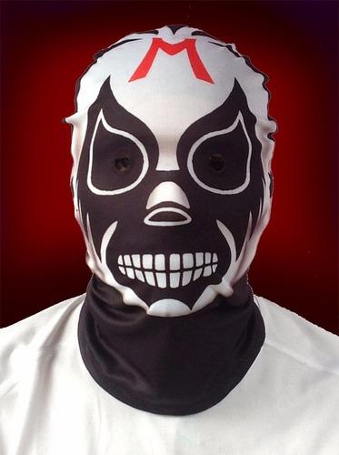 máscara de vampiro caricatura