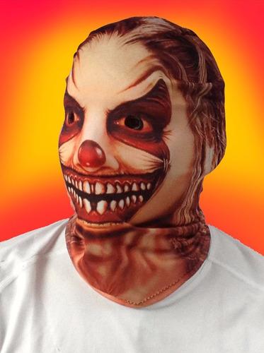 máscara de zombie mujer