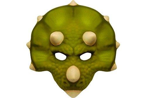 máscara del triceratops (espuma) por wild republic