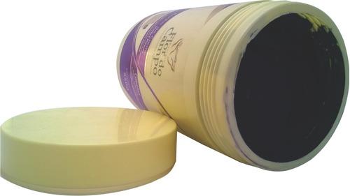 máscara desamarelador loiros platina violeta dá brilho 500gr