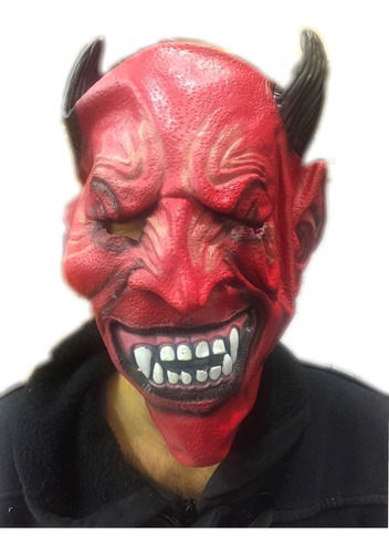 mascara diablo 100% - hoy superoferta  la golosineria