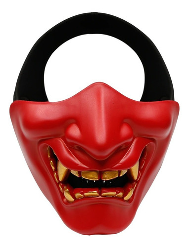 mascara diablo careta gotcha paintball airsoft halloween
