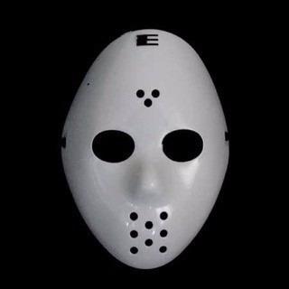 máscara do jason filme sexta feira 13 - halloween pânico