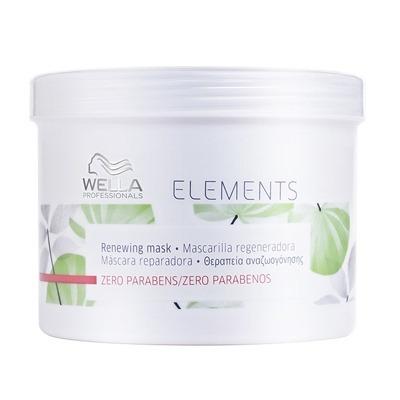 máscara elements renewing mask 500g wella professionals