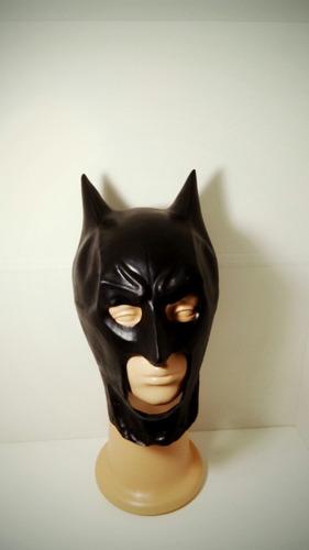 mascara entera batman latex  halloween gamer