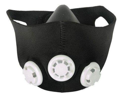 mascara entrenamiento crossfit training mask altura oxigeno