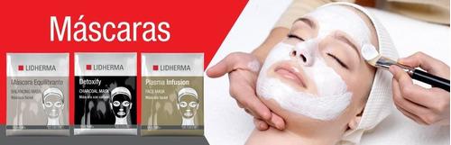 mascara equilibrante balancing mask 1 unidad lidherma