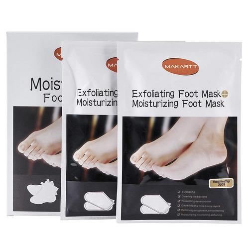 mascara exfoliante para pies importada techamor