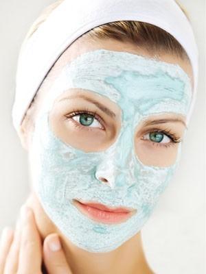 máscara facial corporal azuleno puro importado 150gr brinde
