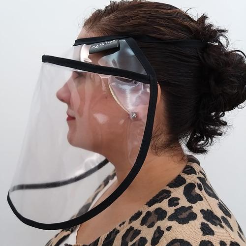 mascara facial cubreboca anticontagio + cobertor p/ celular