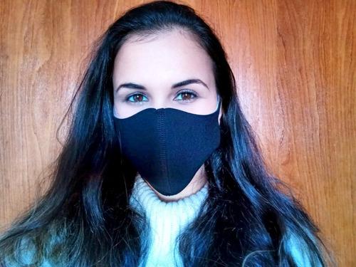 máscara facial ninja respiratória várias cores envio hoje