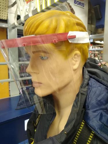 mascara facial protectora completa sanitaria reutilizable