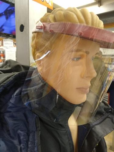 mascara facial protectora sanitaria reutilizable 10 unidades