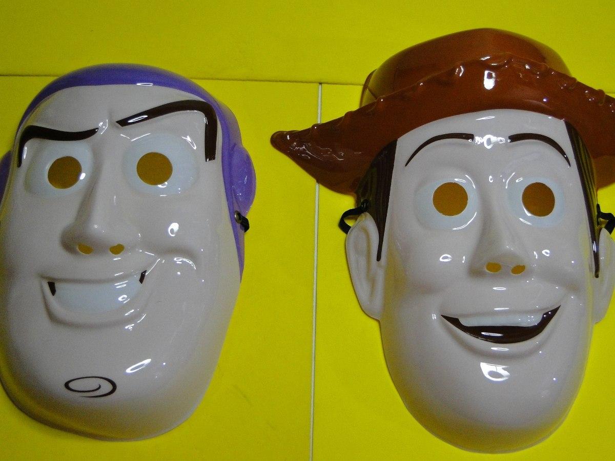 mascara fantasia buzz e woody toy story crianças infantil. Carregando zoom. 8b5bee4e8ad