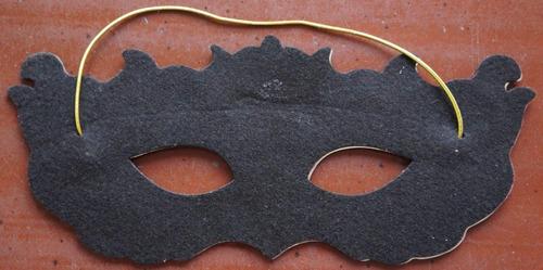 máscara feminina fantasia