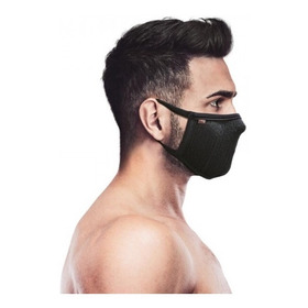 Mascara Filtrante Lavable Pequeña Fu+ - Negra