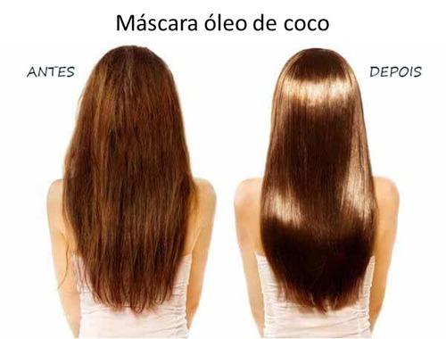 máscara forever cabelo