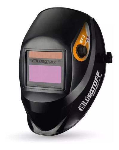 mascara fotosensible lusqtoff st1 careta soldar + envio