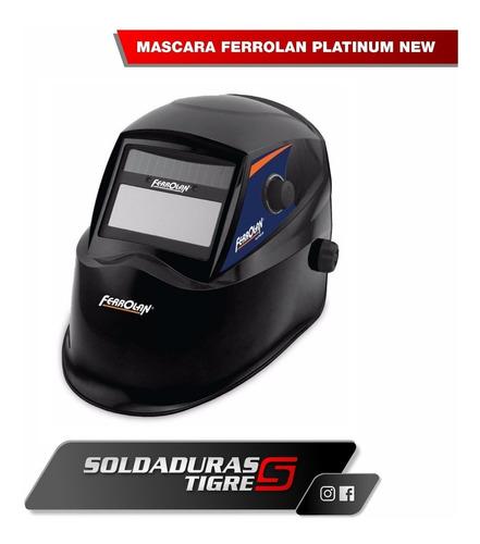 mascara fotosensible new ferrolan