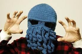 mascara gorro tipo octopus moda asiatica