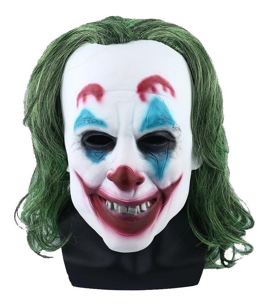 Mascara Guason Joker 2019 Payaso Arthur Fleck Halloween