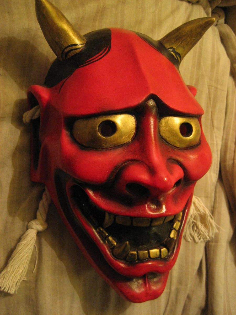 Mascara Hannya, Samurai Shodown, Tenchu, Ninja, Kombat, Kung ...