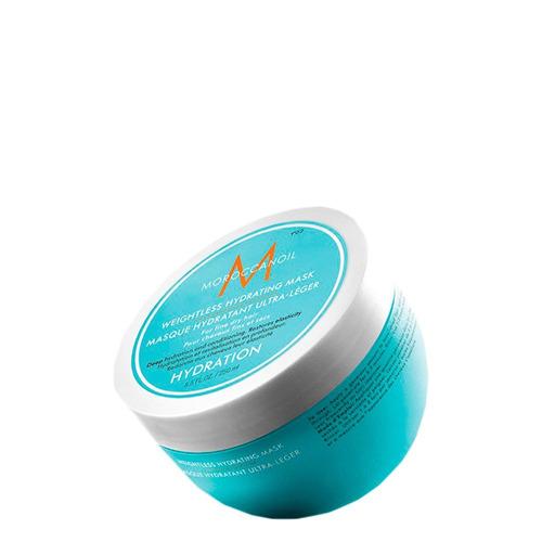 máscara hidratante ultra ligera moroccanoil weightless 250ml