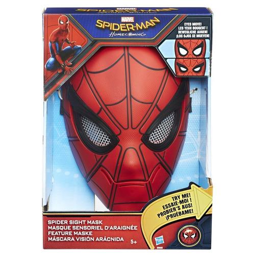 máscara homem aranha - visão de aranha com movimento b9695