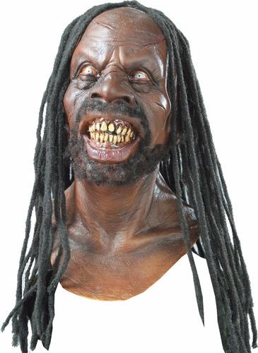 mascara horror afro zumbi negro rasta mask carnaval, festas