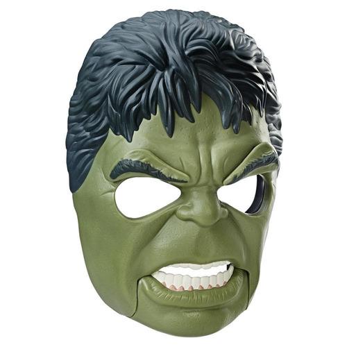 mascara hulk - filme thor ragnarok hasbro