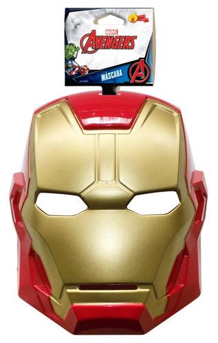 máscara infantil hulk homem de ferro homem aranha vingadores