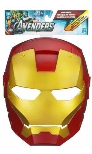 mascara iron man original hasbro avengers